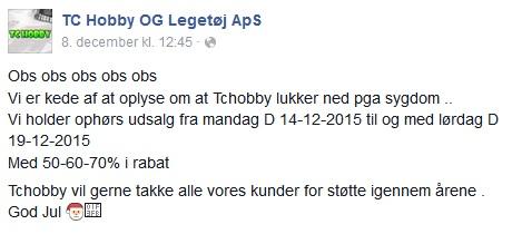 TC Hobby Vallensbæk