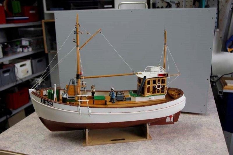 Mary Ann fra Billing Boats
