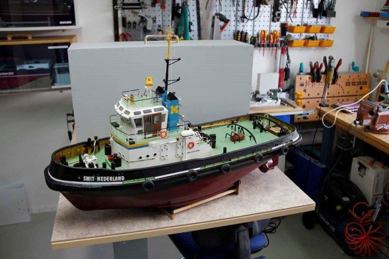 Smit Nederland fra Billing Boats